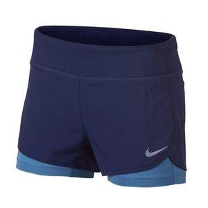 "Nike Rival Flex - Women's 3"" 2-in-1 Running Shorts"